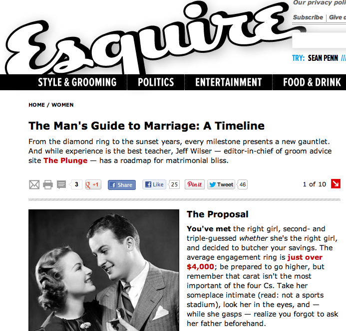 Esquire Story